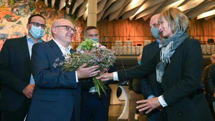 Oberbürgermeisterwahl in Chemnitz