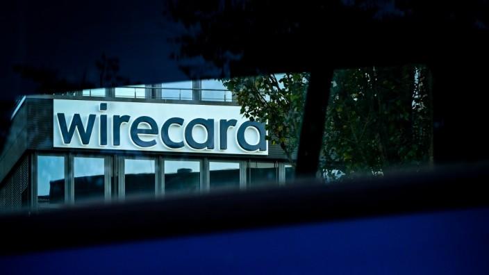Wirecard-Hauptsitz in Aschheim bei München