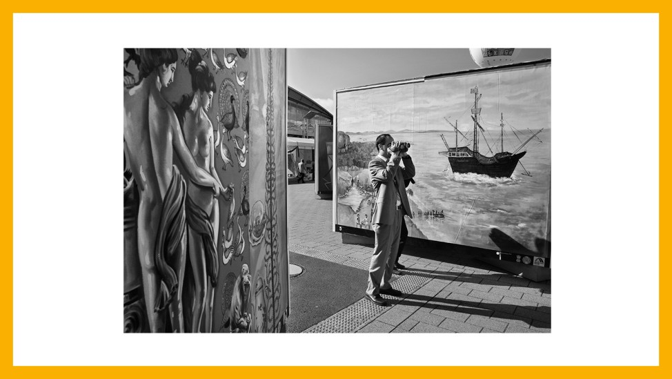 Regina Schmeken Fotos mit Rahmen