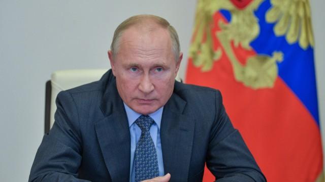 Putin Sanktionen EU Nawalny