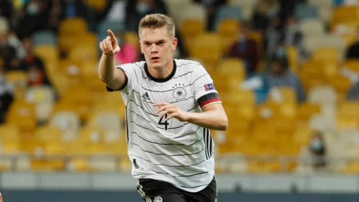 UEFA Nations League - League A - Group 4 - Ukraine v Germany