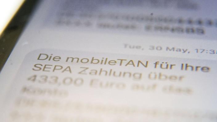 Mobile TAN - Online-Banking