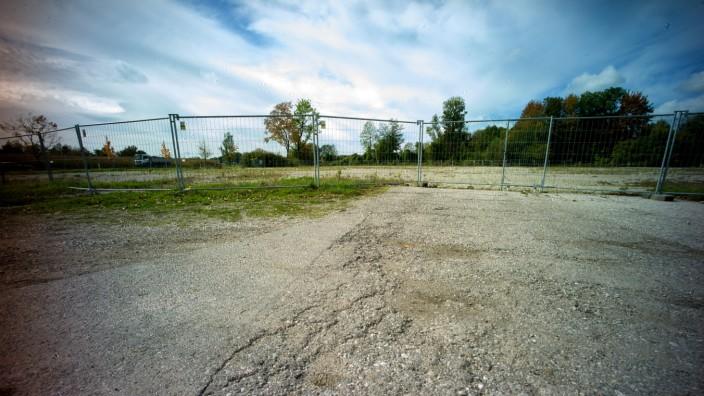 Hallbergmoos:Baugrundstück - ehemaliger Kammermüllerhof