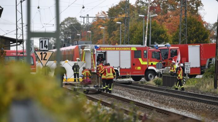 Zwei Schüler bei Bahnunfall in Bayern gestorben