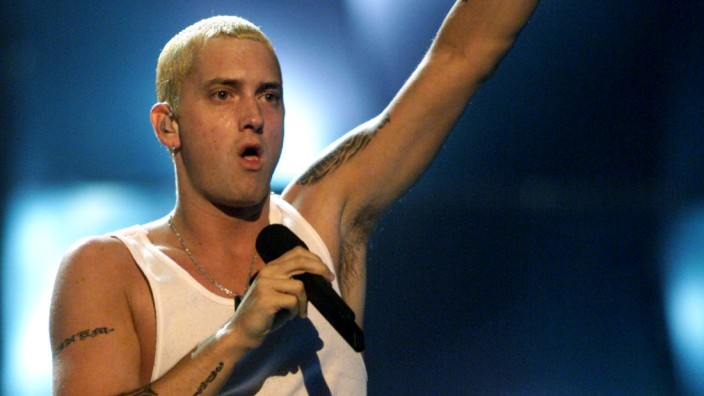 Eminem Antonia Baum