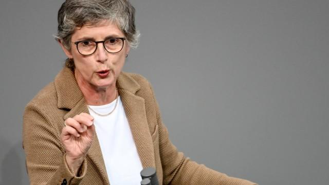 Britta Haßelmann, Grüne, Wahlrecht