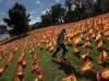53,000 Flags In Madrid Park Honor Spain's Coronavirus Dead