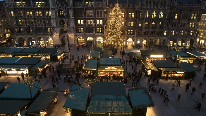 Münchner Christkindlmarkt - länger, größer und mehr Abstand