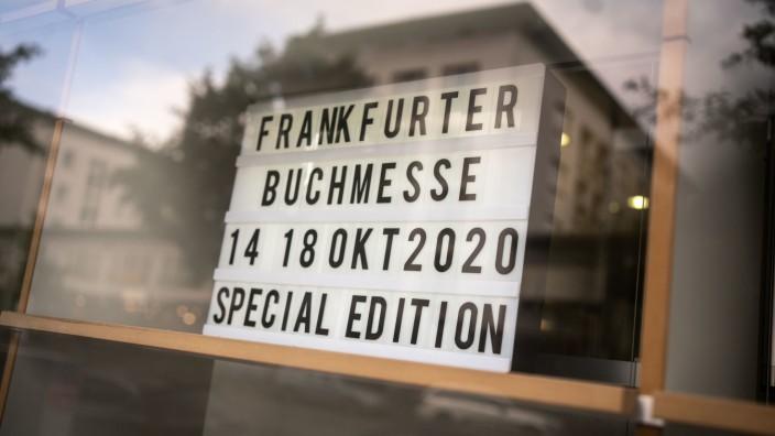 Frankfurter Buchmesse nun doch ohne Publikum