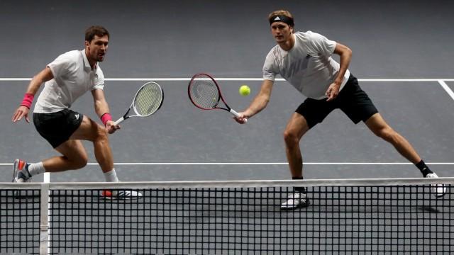 Bett1Hulks Indoors Tennis Tournament In Cologne - Day 2