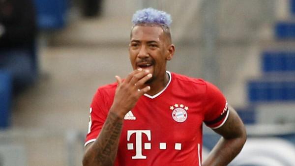 Jerome Boateng (17, Bayern Muenchen), Fußball, 1. Bundesliga, 2. Spieltag, TSG 1899 Hoffenheim - FC Bayern Muenchen, 27