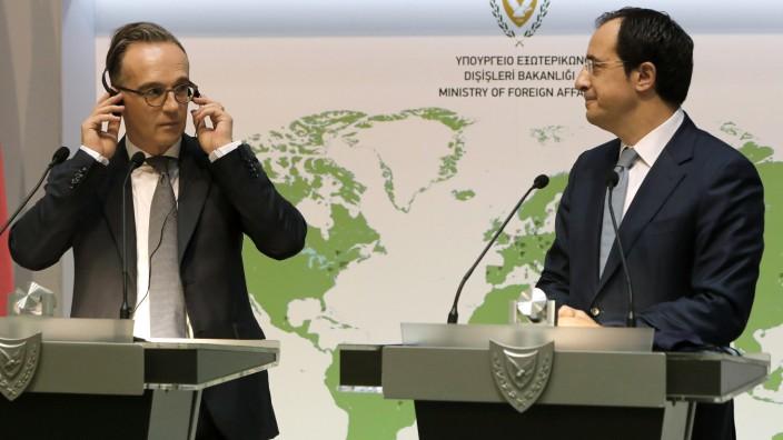 Bundesaußenminister Maas in Griechenland und Zypern