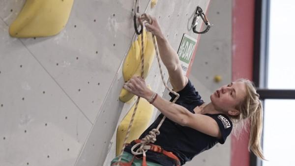 Klettern - Martina Demmel