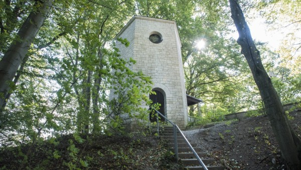 Pullach, An der Hochleite, Kriegerdenkmal