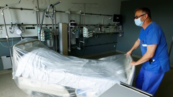Intensive care at St.-Antonius-Hospital in Eschweiler
