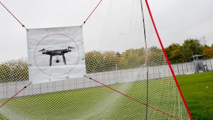 Abwehrsystem für Drohnen