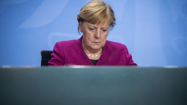 Merkel Corona Bund Länder