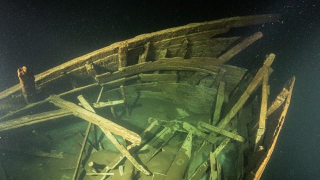 Bilder Wrack Ostsee