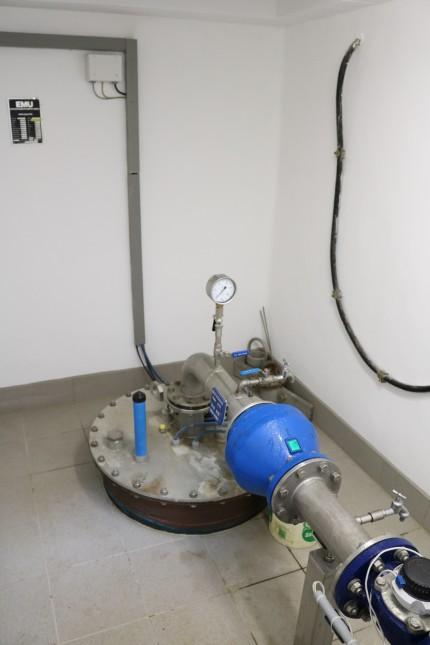 Pegelmessungen Trinkwasser Eurasburg