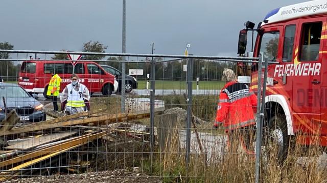 Vier Tote bei Unfall auf Baustelle