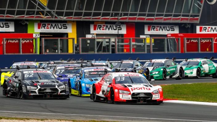 DTM-Rennen in Zolder