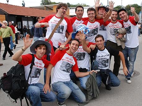 Oktoberfest 2009, erste Bilder von der Wiesn