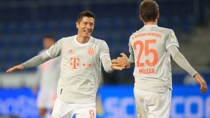 Bundesliga - Arminia Bielefeld v Bayern Munich