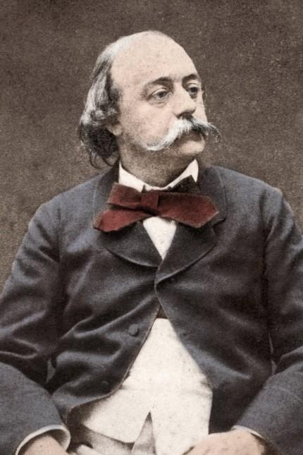 Portrait of French writer Gustave Flaubert 1821 1880 AUFNAHMEDATUM GESCHÄTZT PUBLICATIONxINxGERx