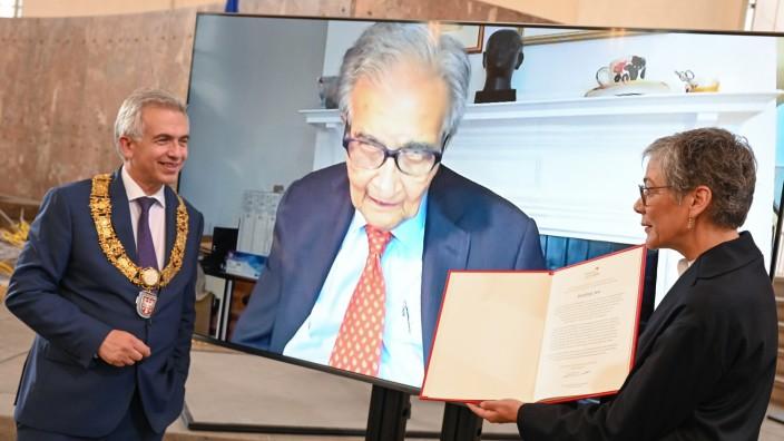 Friedenspreis an Amartya Sen