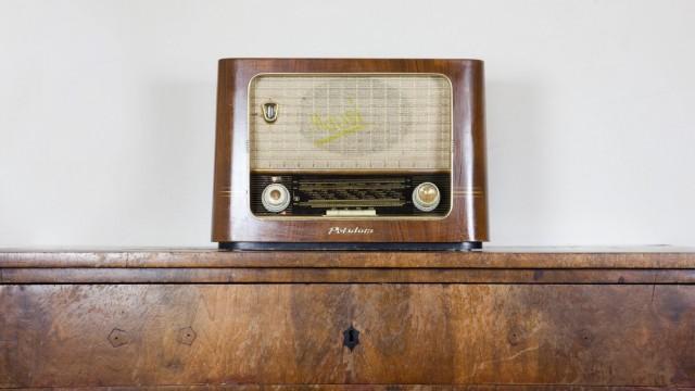 nostalgie,röhrenradio *** nostalgia,radio receiver jlf-ftp