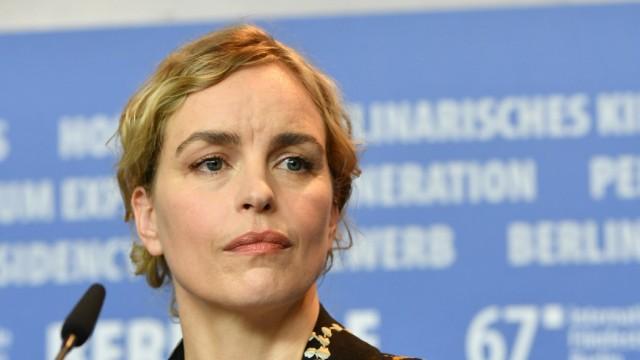 Schauspielerin Nina Hoss