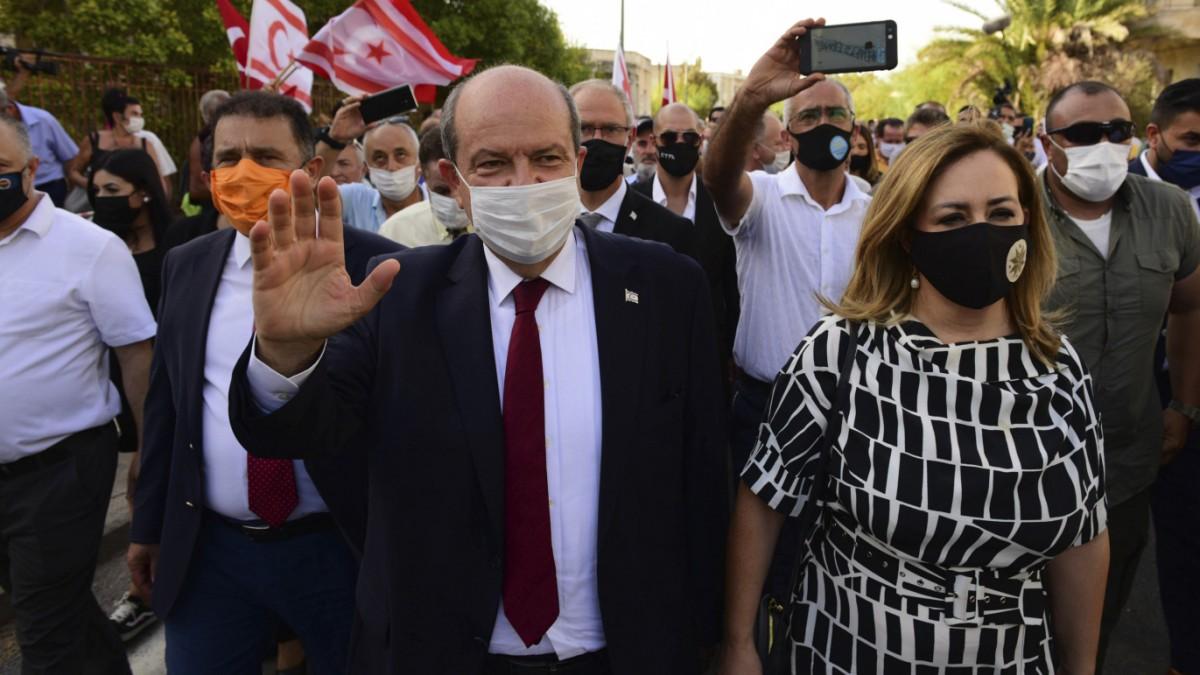 Nordzypern: Ersin Tatar gewinnt Präsidentenwahl