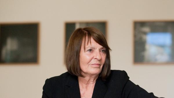 Schriftstellerin Monika Maron wird 75