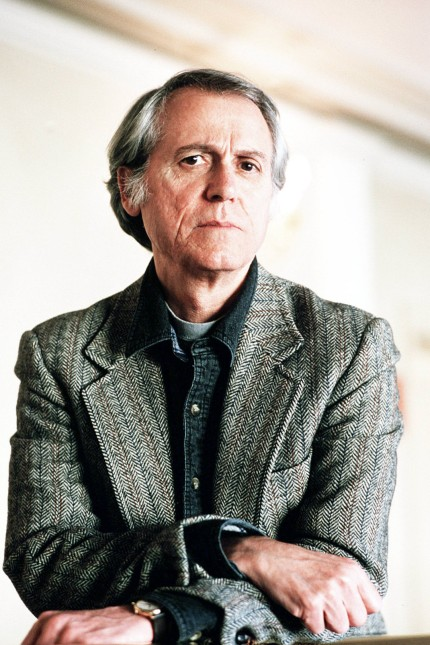 Portrait of Donald Richard DeLillo aka Don DeLillo De Lillo 2004 PUBLICATIONxINxGERxSUIxAUTxHUNx