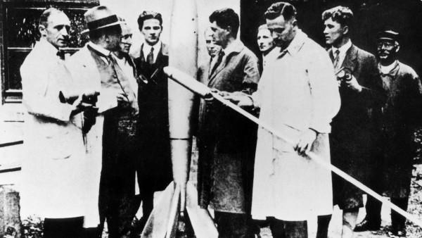 Deutsche Raketenforscher, 1930