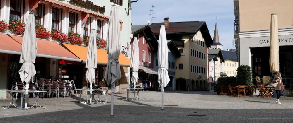 Berchtesgadener Land district of Bavaria goes back into lockdown, in Berchtesgaden