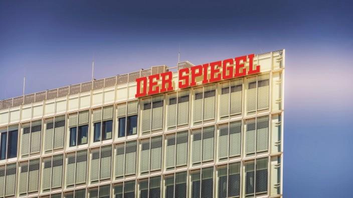 Spiegel Verlag Ericusspitze Hafencity Hamburg Deutschland *** Spiegel publishing house Ericusspi