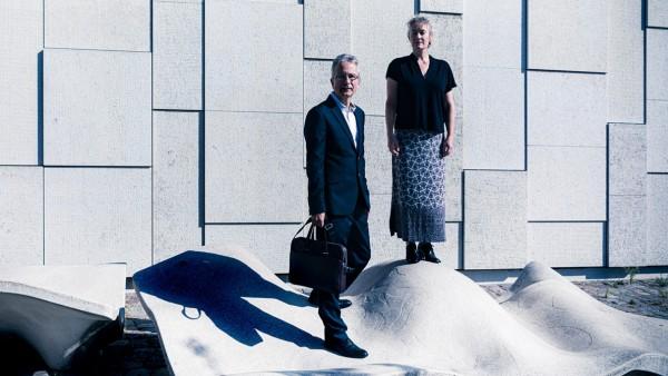 Julia Hülsmann & Christopher Dell Duo