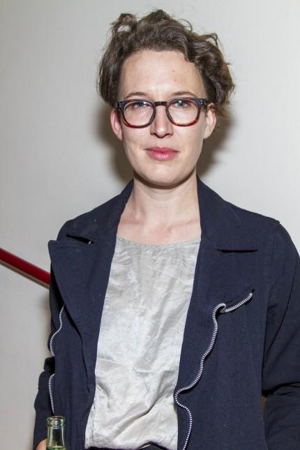 Lola Randl bei der Premiere von Die Erfindung der Liebe am 29 04 2014 im Odeon Lichtspieltheater in