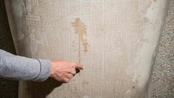 Vandalismus Museen Berlin