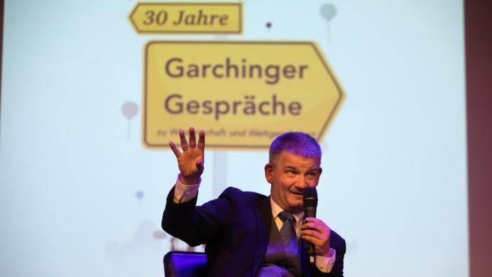 Garchinger Gespräche zu Wissenschaft und Weltgeschehen: Möglichkeiten und Grenzen des Dialogs am Beispiel der Corona-Epidemie im Bürgerhaus