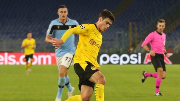 Lazio Rom - Borussia Dortmund