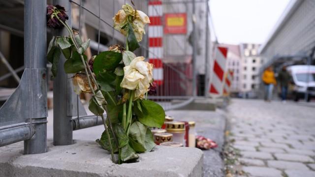 Nach tödlicher Messerattacke - Verdacht islamistischer Tat