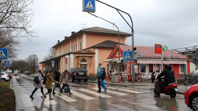 Der Starnberger Seebahnhof; Seebahnhof Starnberg