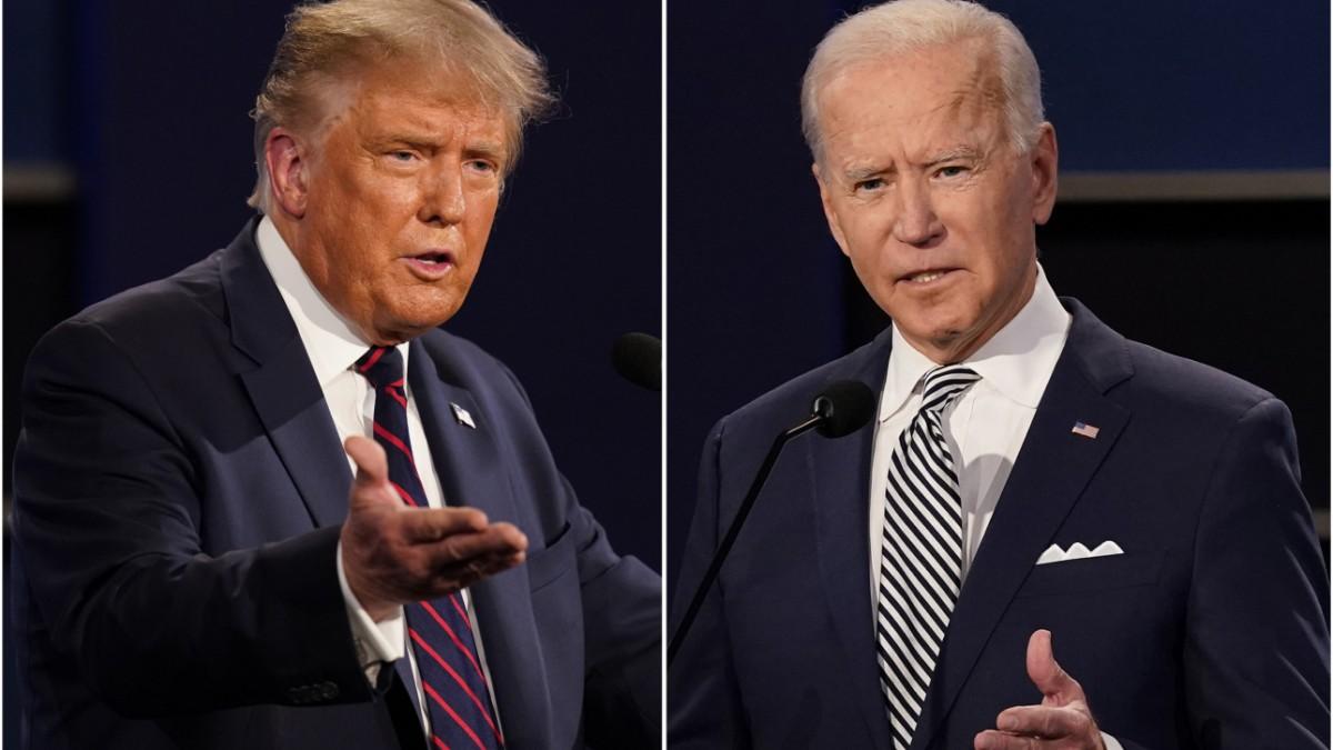 Biden gegen Trump: Die TV-Debatte im Livestream