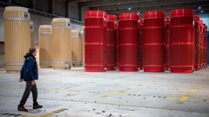 Atomares Zwischenlager Gorleben