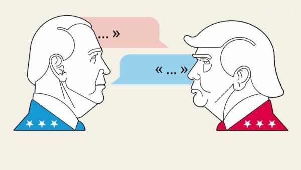 Trump vs. Biden Storytelling Teaser