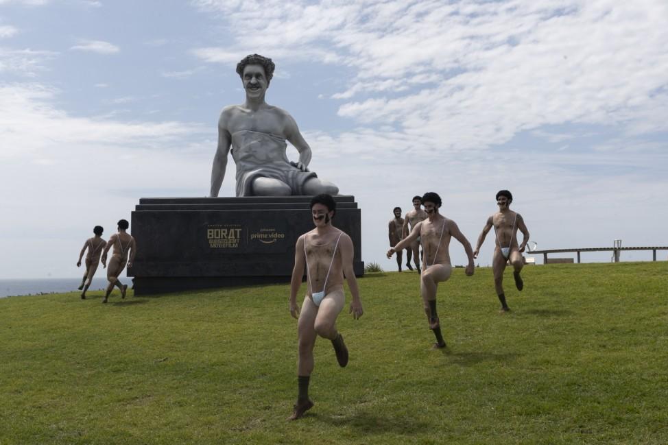 BESTPIX: Borat Subsequent Moviefilm Premiere Event