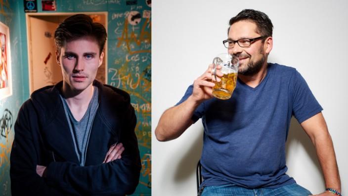 Flonoton und Volker Keidel
