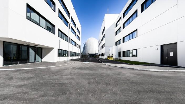 Einweihung neue Gebäude des Heinz Maier-Leibnitz Zentrums